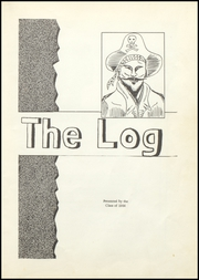 Page 5, 1956 Edition, Poth High School - Log Yearbook (Poth, TX) online yearbook collection