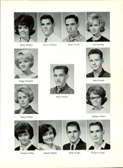Page 25, 1965 Edition, S and S High School - Cardinal Yearbook (Sadler, TX) online yearbook collection