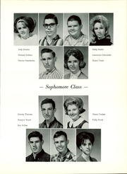 Page 29, 1965 Edition, S and S High School - Cardinal Yearbook (Sadler, TX) online yearbook collection