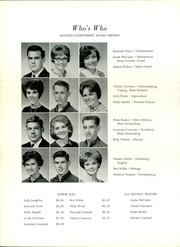 Page 30, 1965 Edition, S and S High School - Cardinal Yearbook (Sadler, TX) online yearbook collection
