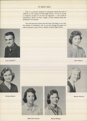 Page 6, 1959 Edition, Kirby High School - Echo Yearbook (Woodville, TX) online yearbook collection