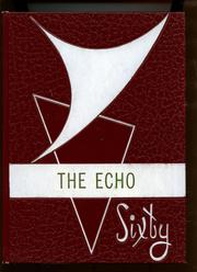 1960 Edition, Kirby High School - Echo Yearbook (Woodville, TX)