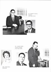 Page 12, 1969 Edition, Kirby High School - Echo Yearbook (Woodville, TX) online yearbook collection