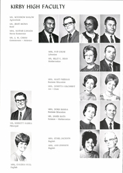 Page 16, 1969 Edition, Kirby High School - Echo Yearbook (Woodville, TX) online yearbook collection