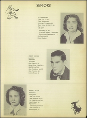 Page 15, 1952 Edition, Center Point High School - Pirate Yearbook (Center Point, TX) online yearbook collection