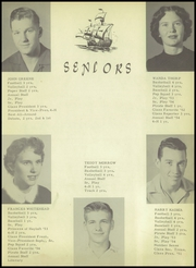Page 11, 1954 Edition, Center Point High School - Pirate Yearbook (Center Point, TX) online yearbook collection