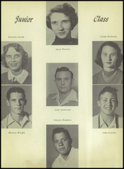 Page 13, 1954 Edition, Center Point High School - Pirate Yearbook (Center Point, TX) online yearbook collection