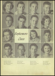 Page 14, 1954 Edition, Center Point High School - Pirate Yearbook (Center Point, TX) online yearbook collection