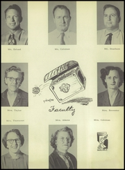 Page 9, 1954 Edition, Center Point High School - Pirate Yearbook (Center Point, TX) online yearbook collection