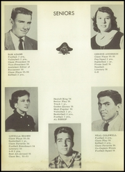 Page 10, 1956 Edition, Center Point High School - Pirate Yearbook (Center Point, TX) online yearbook collection