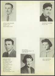 Page 12, 1956 Edition, Center Point High School - Pirate Yearbook (Center Point, TX) online yearbook collection