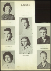 Page 14, 1956 Edition, Center Point High School - Pirate Yearbook (Center Point, TX) online yearbook collection