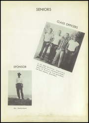 Page 9, 1956 Edition, Center Point High School - Pirate Yearbook (Center Point, TX) online yearbook collection