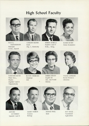 Page 9, 1970 Edition, Shiner High School - Chieftain Yearbook (Shiner, TX) online yearbook collection