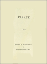 Page 5, 1946 Edition, Collinsville High School - Pirate Yearbook (Collinsville, TX) online yearbook collection