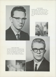 Page 14, 1964 Edition, Collinsville High School - Pirate Yearbook (Collinsville, TX) online yearbook collection