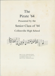 Page 5, 1964 Edition, Collinsville High School - Pirate Yearbook (Collinsville, TX) online yearbook collection