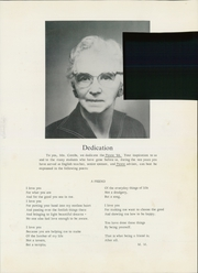 Page 7, 1964 Edition, Collinsville High School - Pirate Yearbook (Collinsville, TX) online yearbook collection