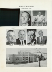 Page 8, 1964 Edition, Collinsville High School - Pirate Yearbook (Collinsville, TX) online yearbook collection