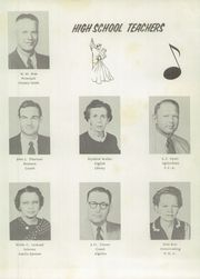 Page 13, 1957 Edition, Lyndon B Johnson High School - Aquila Yearbook (Johnson City, TX) online yearbook collection