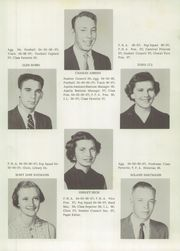 Page 17, 1957 Edition, Lyndon B Johnson High School - Aquila Yearbook (Johnson City, TX) online yearbook collection