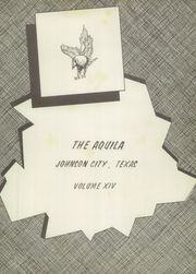 Page 7, 1957 Edition, Lyndon B Johnson High School - Aquila Yearbook (Johnson City, TX) online yearbook collection