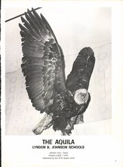 Page 7, 1972 Edition, Lyndon B Johnson High School - Aquila Yearbook (Johnson City, TX) online yearbook collection