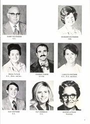 Page 11, 1974 Edition, Lyndon B Johnson High School - Aquila Yearbook (Johnson City, TX) online yearbook collection