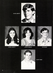Page 16, 1974 Edition, Lyndon B Johnson High School - Aquila Yearbook (Johnson City, TX) online yearbook collection