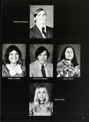 Page 17, 1974 Edition, Lyndon B Johnson High School - Aquila Yearbook (Johnson City, TX) online yearbook collection