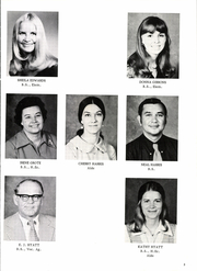 Page 9, 1974 Edition, Lyndon B Johnson High School - Aquila Yearbook (Johnson City, TX) online yearbook collection
