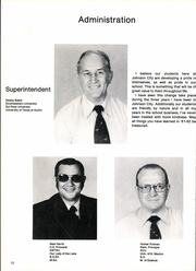 Page 14, 1982 Edition, Lyndon B Johnson High School - Aquila Yearbook (Johnson City, TX) online yearbook collection