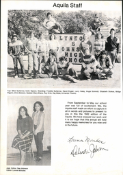Page 6, 1982 Edition, Lyndon B Johnson High School - Aquila Yearbook (Johnson City, TX) online yearbook collection