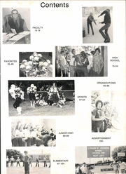 Page 7, 1982 Edition, Lyndon B Johnson High School - Aquila Yearbook (Johnson City, TX) online yearbook collection