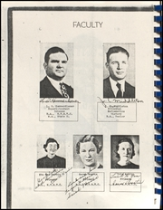 Page 12, 1939 Edition, Perrin High School - Pirate Yearbook (Perrin, TX) online yearbook collection