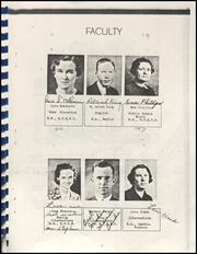 Page 13, 1939 Edition, Perrin High School - Pirate Yearbook (Perrin, TX) online yearbook collection