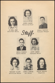 Page 13, 1946 Edition, Perrin High School - Pirate Yearbook (Perrin, TX) online yearbook collection