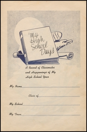 Page 5, 1946 Edition, Perrin High School - Pirate Yearbook (Perrin, TX) online yearbook collection