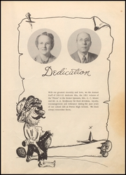 Page 13, 1951 Edition, Perrin High School - Pirate Yearbook (Perrin, TX) online yearbook collection