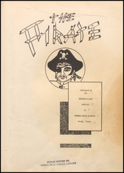 Page 7, 1951 Edition, Perrin High School - Pirate Yearbook (Perrin, TX) online yearbook collection