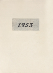 Page 1, 1953 Edition, Perrin High School - Pirate Yearbook (Perrin, TX) online yearbook collection