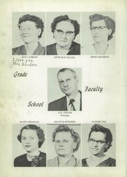 Page 12, 1954 Edition, Perrin High School - Pirate Yearbook (Perrin, TX) online yearbook collection