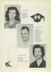 Page 15, 1954 Edition, Perrin High School - Pirate Yearbook (Perrin, TX) online yearbook collection