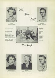 Page 7, 1954 Edition, Perrin High School - Pirate Yearbook (Perrin, TX) online yearbook collection