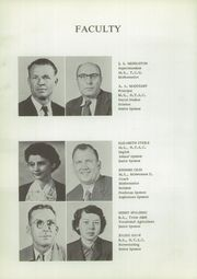 Page 12, 1955 Edition, Perrin High School - Pirate Yearbook (Perrin, TX) online yearbook collection