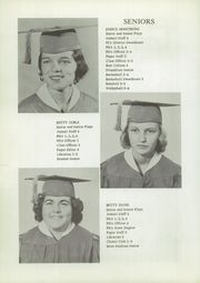 Page 16, 1955 Edition, Perrin High School - Pirate Yearbook (Perrin, TX) online yearbook collection