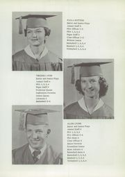 Page 17, 1955 Edition, Perrin High School - Pirate Yearbook (Perrin, TX) online yearbook collection