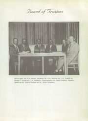 Page 11, 1956 Edition, Perrin High School - Pirate Yearbook (Perrin, TX) online yearbook collection