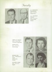 Page 12, 1956 Edition, Perrin High School - Pirate Yearbook (Perrin, TX) online yearbook collection
