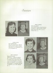 Page 16, 1956 Edition, Perrin High School - Pirate Yearbook (Perrin, TX) online yearbook collection
